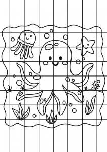 Molde – Desenho Dia do Irmão